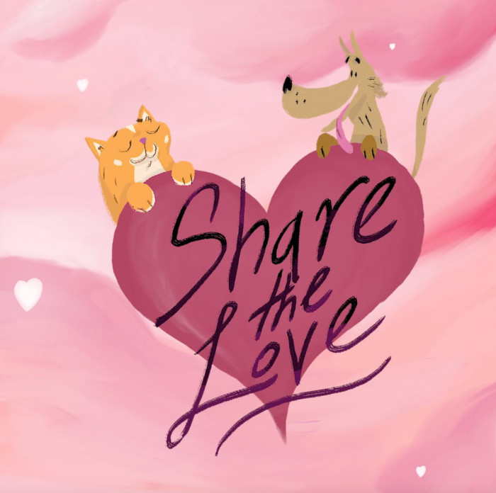 3rd Annual Share the Love Supply Drive